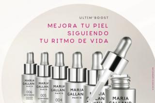 Ultim'Boost de Maria Galland: El nuevo gesto de belleza para la piel que lleva una vida vibrante