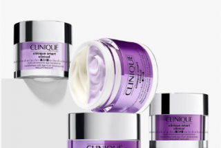 Clinique presenta Smart Clinical MD: 2 fórmulas disponibles en 3 formatos distintos, para que puedas elegir el que mejor se adapta a tu morfología facial