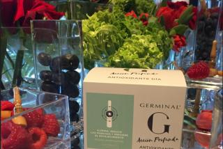 El nuevo 'Germinal Acción profunda Antioxidante': Ilumina, reduce las manchas y previene el envejecimiento