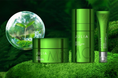 MOSS, la nueva línea cosmética de 'Musgo' que aumenta la resiliencia de nuestra piel