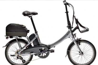 Peugeot lanza la segunda generación de su mítica bicicleta eléctrica plegable