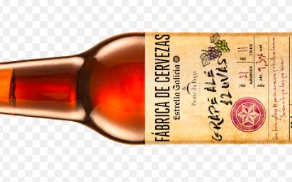 Cerveza Grape Ale 12 uvas