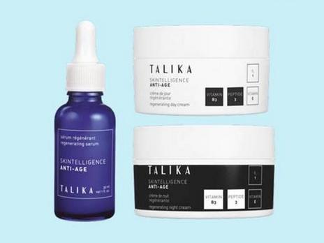 Skintelligence de TALIKA, para fortalecer la inteligencia natural de la piel