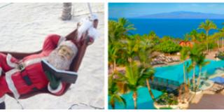 Celebra estas fiestas navideñas en un ambiente agradable y relajador en The Ritz-Carlton, Abama