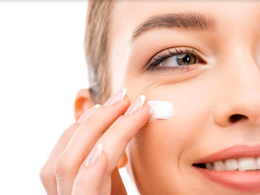Cremas ecológicas contra el estrés oxidativo de la piel