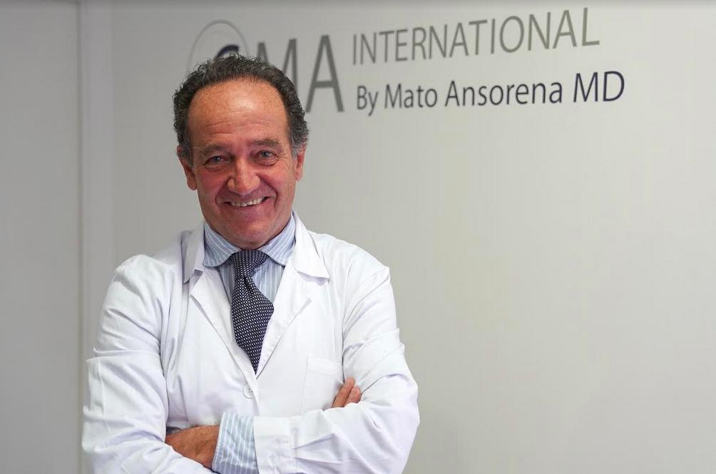 Dr Mato Ansorena