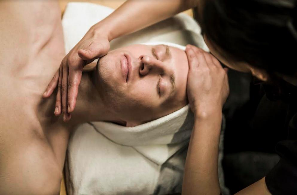 organic spa masaje