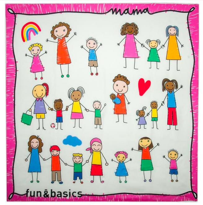 fun&basics pañuelo
