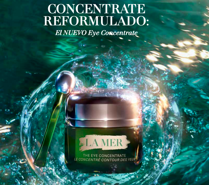 La Mer eye concentrated
