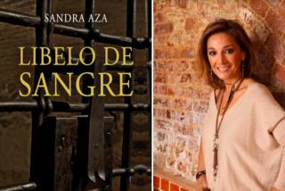 Libelo de Sangre Sandra Aza