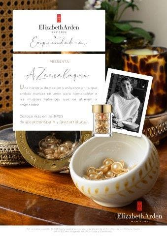 Elizabeth Arden emprendedoras
