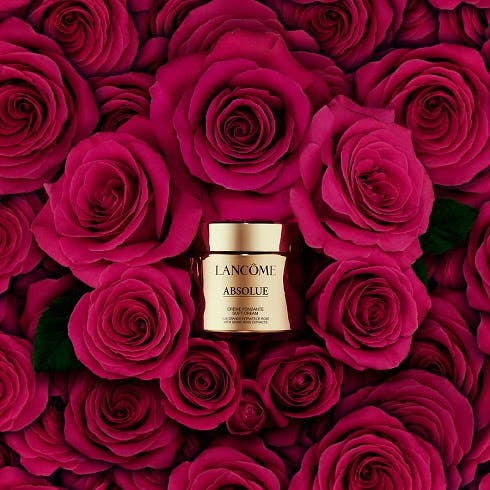 Lancome Absolue rosa