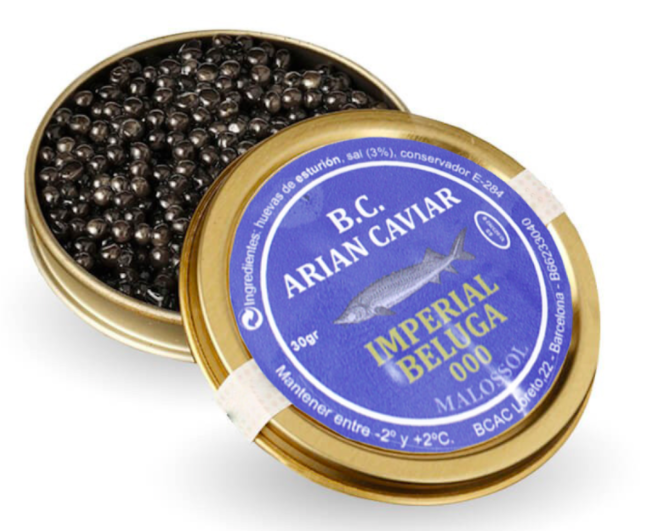 portal caviar Manero