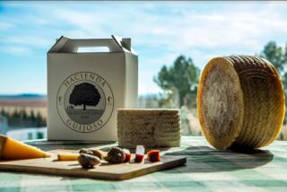 queso Hacienda Guijoso