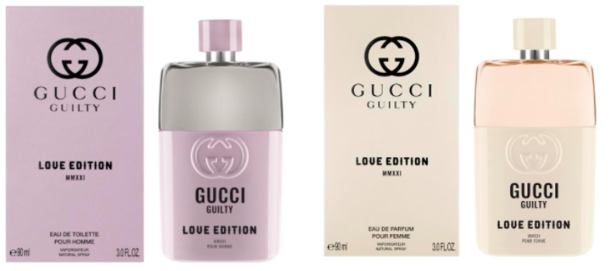 Gucci Guilty Love Edition