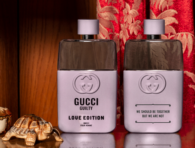 Gucci Guilty Love Edition man