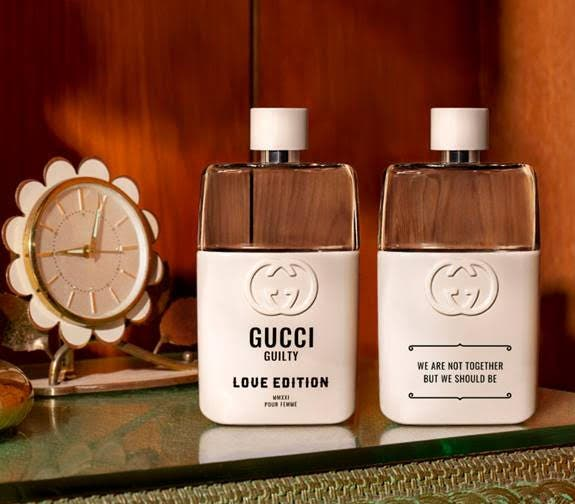 Gucci Guilty Love Edition mujer