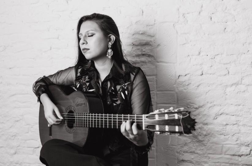 Suma flamenca Andrea Salcedo