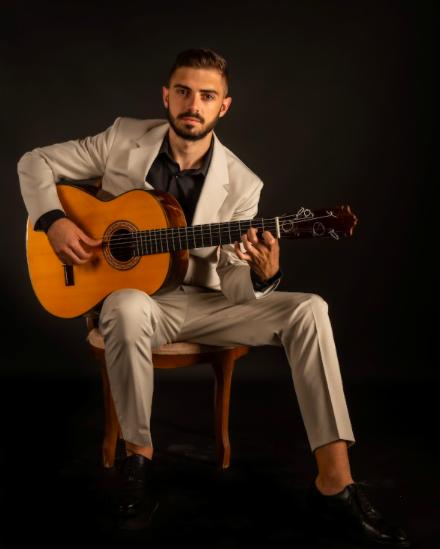 Suma flamenca Ángel Flores