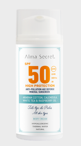 Alma secret solar corporal