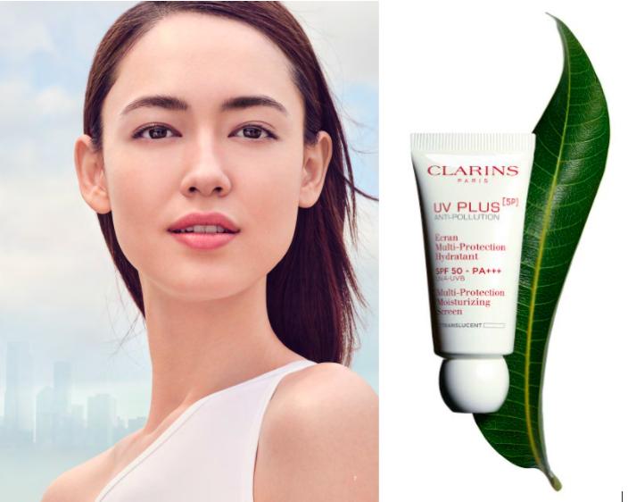 Clarins UV Plus 5P Anti-Pollution
