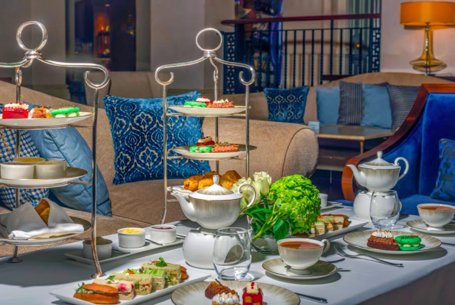 Dubai Ritz Carlton