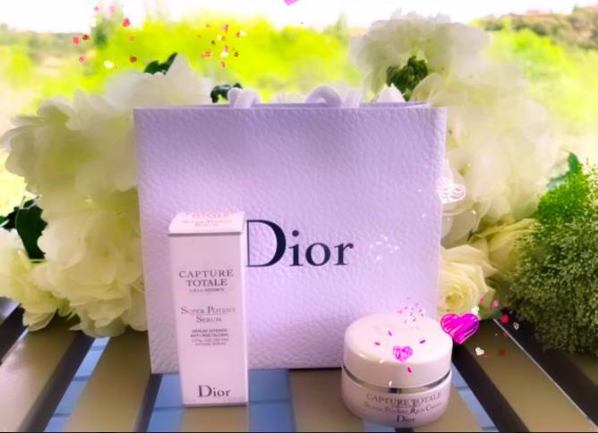 Dior capture Tacha