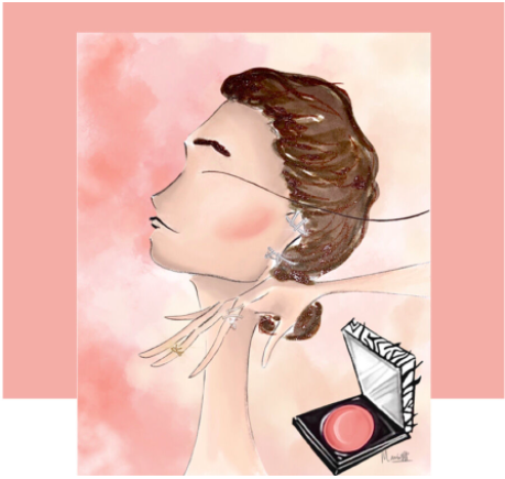 Sisley Gold&Roses blush