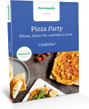 Thermomix pizza Party
