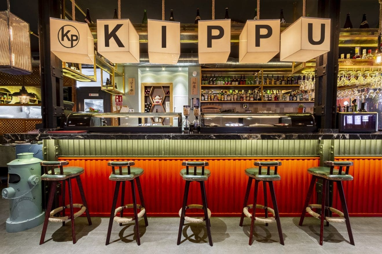Kippu restaurante