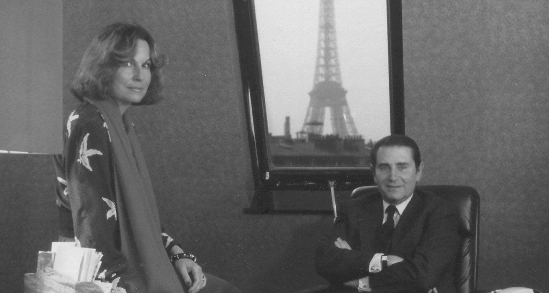 Sisley Isabelle y Hubert d'Ornano