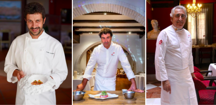Raiz Culinaria Chefs