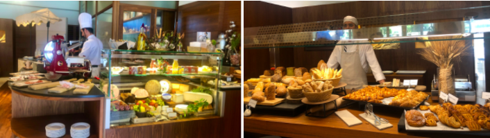 Ibiza Gran Hotel desayuno