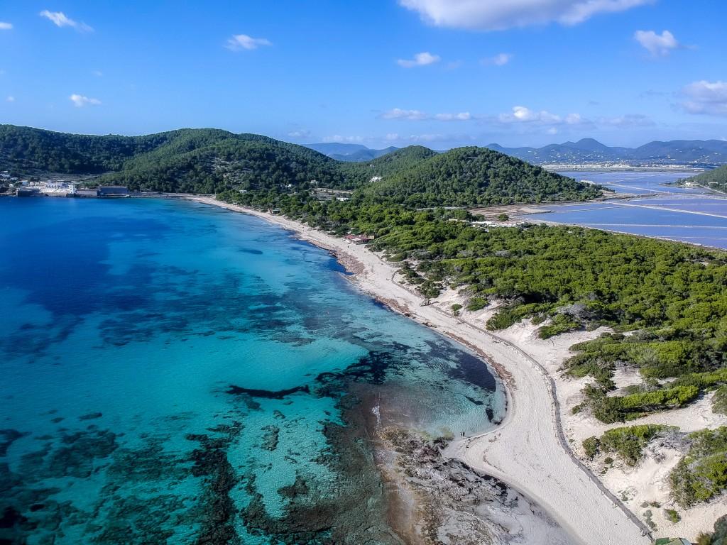 Ibiza salinas