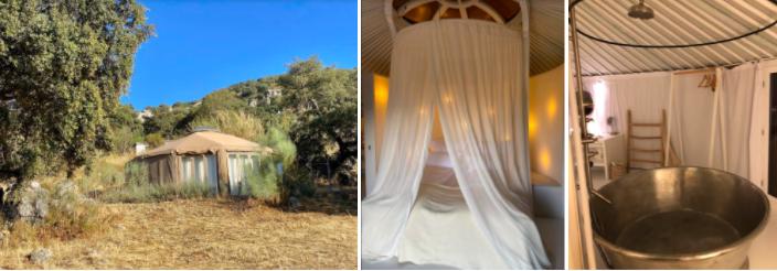 La DOnaira yurta