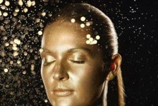 Mascarilla reafirmante Gold Peel Off de Q77+
