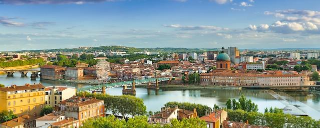 Toulouse Bords de Garonne