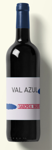 Val Azul Saborea Madrid