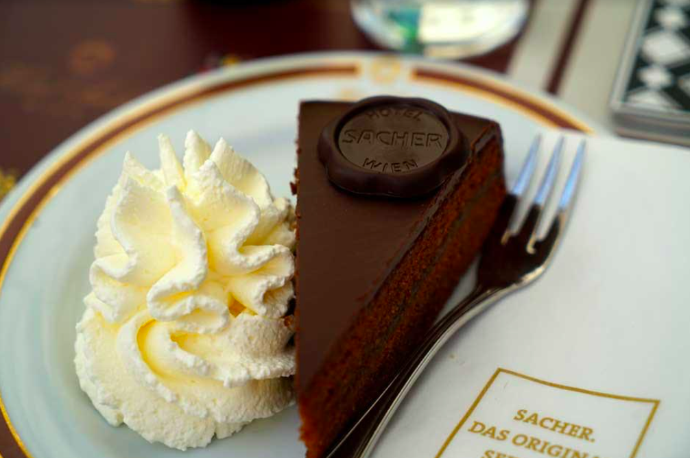 Chocolate Tarta Sacher