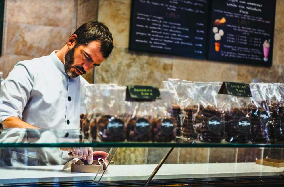 Chocolate San Gines