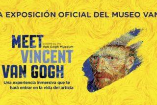 Meet Vincent van Gogh en Madrid