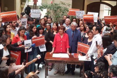 Acusación constitucional contra Presidente Piñera por derechos humanos