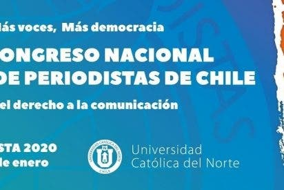 Periodistas chilenos promoverán derecho constitucional a la comunicación