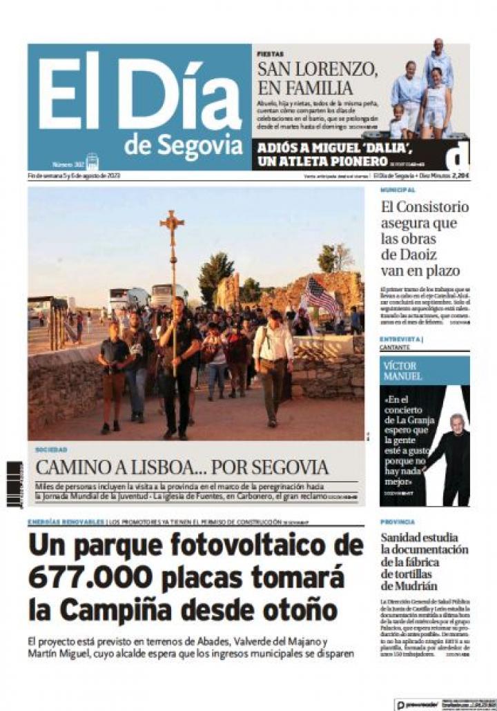 El Día de Segovia