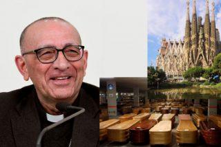¿A qué espera Monseñor Omella para celebrar una misa funeral en la Sagrada Familia por los 25.000 españoles muertos por coronavirus?