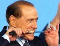 Berlusconi promete abstinencia sexual hasta las elecciones