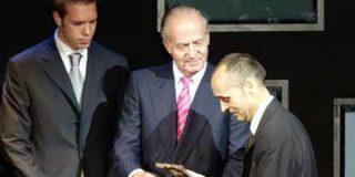El Rey destaca el 'abismo' entre la España de la comunicación en estos 30 años de democracia