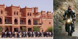 ¿Recorrer Marruecos en moto? No sin mi KTM 990 Adventure