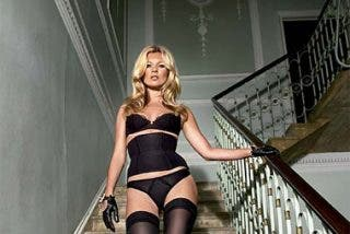 Kate Moss, modelo del año