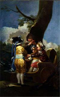 El FBI recupera el Goya perdido
